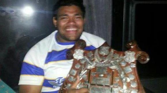 Wasigitoni i Rugby Sant Cugat treballen perquè el fijià pugui aterrar a Sant Cugat