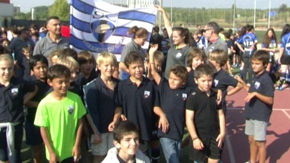 L'inici de temporada del Club Rugby Sant Cugat, a 'La Setmana del Vallès'
