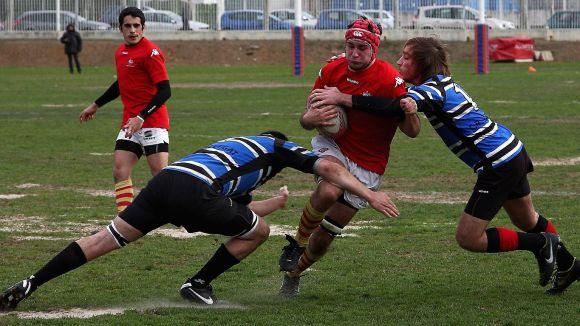 El Club Rugby Sant Cugat, subcampió de Catalunya en categoria sub 21