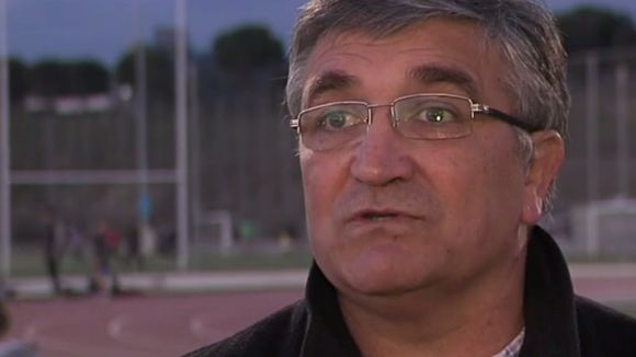 Trenzano: 'El nou sistema de joc del Rugby Sant Cugat permetrà créixer als jugadors'