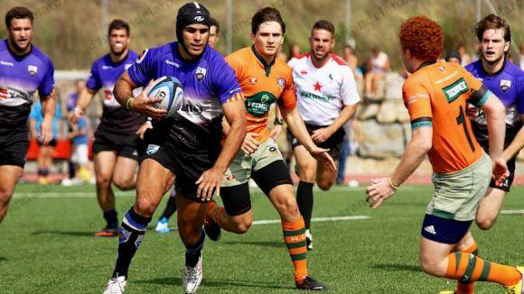 El Rugby Sant Cugat supera clarament el Poble Nou Enginyers tot i les baixes