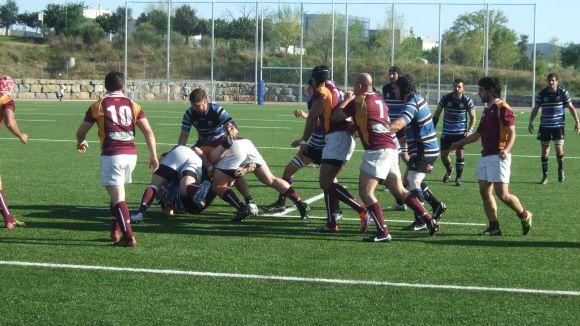 L'Alcobendas va apartar de l'ascens el Rugby Sant Cugat ara fa dos anys