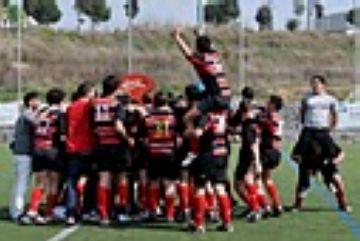 El cadet del Rugby Sant Cugat, subcampió de Catalunya