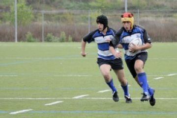 Sis jugadors cadets del Rugby Sant Cugat es proclamen subcampions d'Espanya amb Catalunya