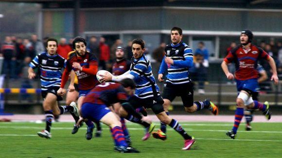 El Rugby Sant Cugat suma la segona derrota seguida