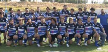 El Club Rugby Sant Cugat es posa en marxa i estrena nova equipació