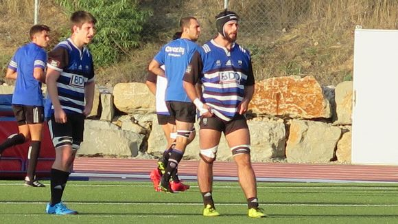 El Rugby Sant Cugat tanca la temporada amb una contundent desfeta davant el CAU València