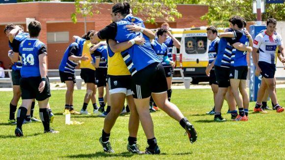 El Club Rugby Sant Cugat guanya el Campionat d'Espanya sub 18