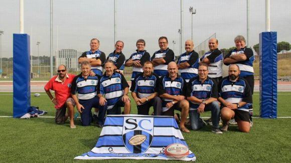 La federació catalana i el Rugby Sant Cugat organitzen la 1a Trobada de Veterans