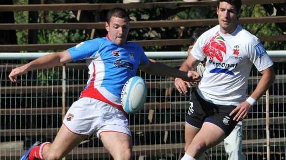L'argentí Fede Louteiro, nova incorporació del Club Rugby Sant Cugat