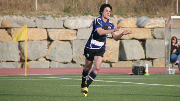 Iñaki Berasategui marxa del Club Rugby Sant Cugat per motius laborals