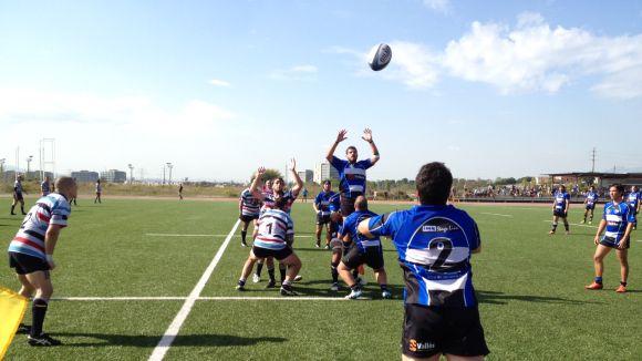 El Club Rugby Sant Cugat juga aquest cap de setmana a La Guinardera contra el CAU València