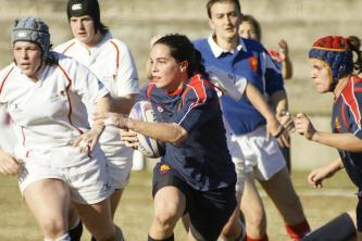 Dues santcugatenques a la selecció estatal de Rugby