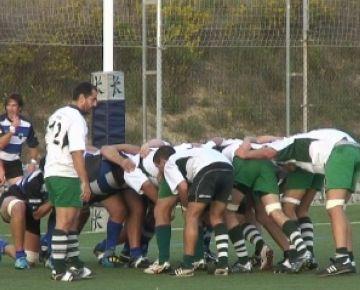 El Club Rugby Sant Cugat cau eliminat de la fase d'ascens a Divisió d'Honor B