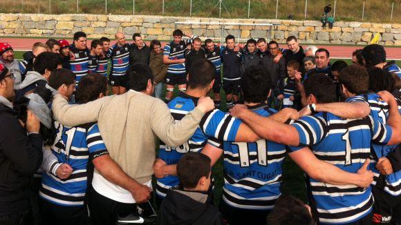 El Club Rugby Sant Cugat, un equip respectat pels seus rivals