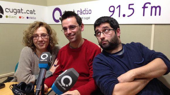 Cristina Company, Daniel Ruiz-Trillo i Un tal Pere