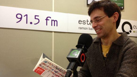 '40 plaers', nou llibre de Daniel Ruiz-Trillo
