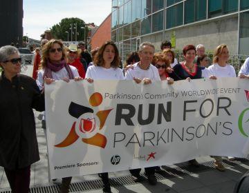 Els santcugatencs sumen més de 500 quilòmetres amb 'Corre pel Parkinson'