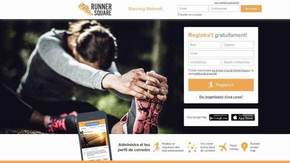 Neix l'app RunnerSquare per posar en contacte tots el corredors