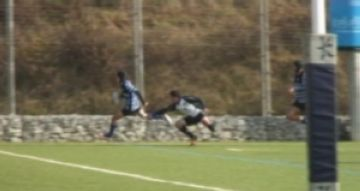 Victòria del Club Rugby Sant Cugat davant un Sitges agressiu