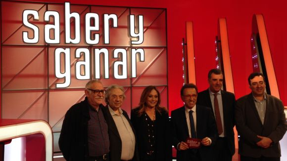 'Saber y Ganar' fa 20 anys i es converteix en el concurs més veterà de la televisió