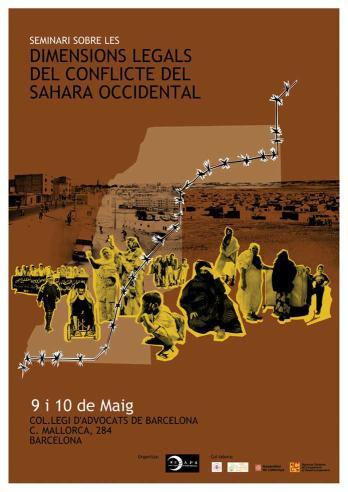 L'associació Sant Cugat amb el Poble Sahrauí organitza un seminari sobre el conflicte del Sàhara Occidental
