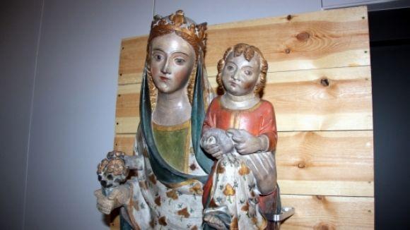 Imatge de la Mare de Déu / Font: ACN