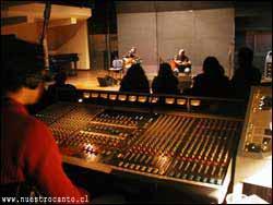 El projecte preveu que consti de sala concerts, bucs d'assaig i un estudi de gravació.