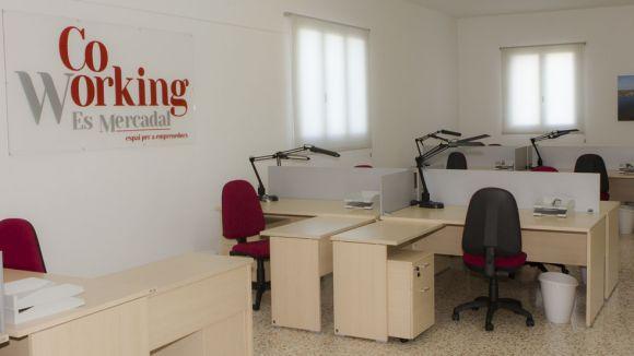 Acord entre EsadeCreapolis i Es Mercadal per compartir espais de 'coworking'