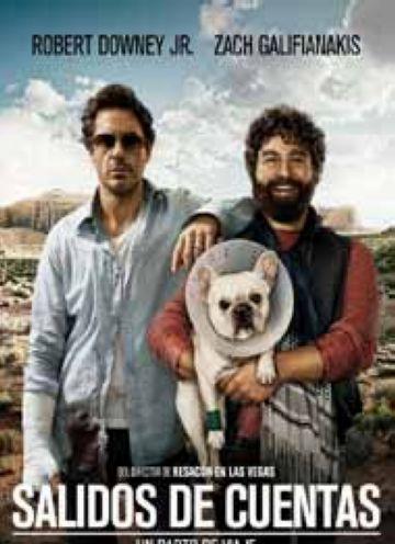La comèdia 'Salidos de cuentas', principal estrena de la setmana als cinemes de la ciutat