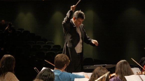 Salvador Brotons dirigirà el concert de Sant Jordi d'aquest diumenge