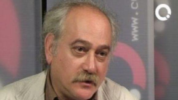 Sam Abrams, comissari de la Setmana de la Poesia de Barcelona
