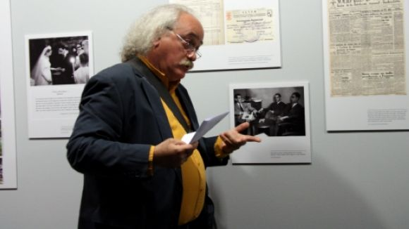 Sam Abrams comissaria la primera exposició a Joan Teixidor