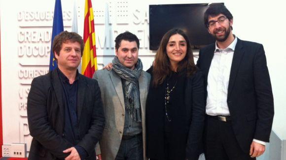 Martínez-Sampere assegura que les retallades no treuran Catalunya de la crisi