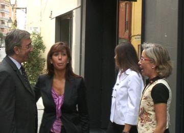 Sánchez-Camacho creu que el PP té menys pes electoral del que es mereix a Sant Cugat