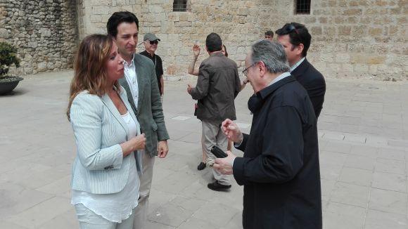 Sánchez-Camacho (PP): 'Confiem a recuperar el vot de la gent assenyada que vol seriositat'