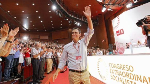 El PSC local veu Sánchez com a legítim secretari general del PSOE
