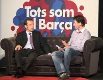 Sandro Rosell: 'La resposta de Sant Cugat ha estat molt bona'