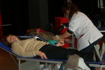 La Casa de Cultura ha acollit les donacions de sang