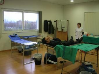Les reserves de sang es mantenen sota mínims a la ciutat