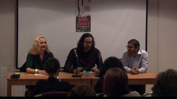 Neix Sang Cugat, el primer festival de novel·la negra de la ciutat