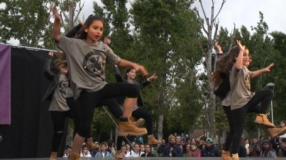 Sant Cugat es reivindica com el planter del ball amb la 12a Mostra de Dansa