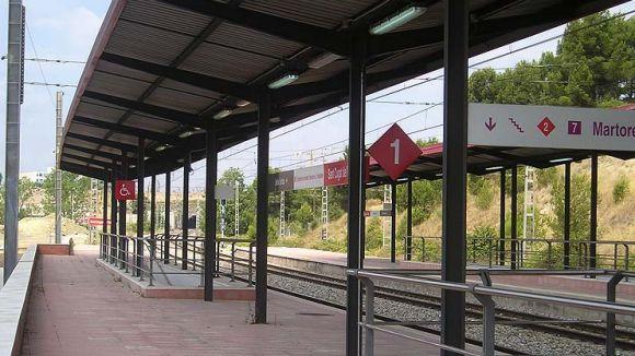 Últim dia del pla especial de transport de Renfe per a la R8