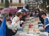 Les roses, els llibres i els paraigües, protagonistes d'aquest Sant Jordi