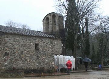 La Policia Local recomana anar a peu a Sant Medir per aquesta festivitat