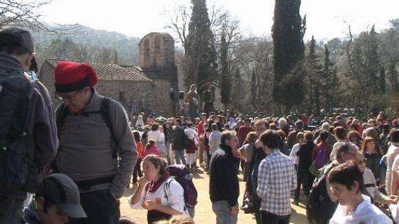 Sant Medir, el bon temps i la tradició per bandera