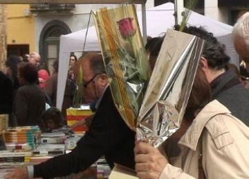 Els autors locals es fan un forat entre els més venuts de Sant Jordi
