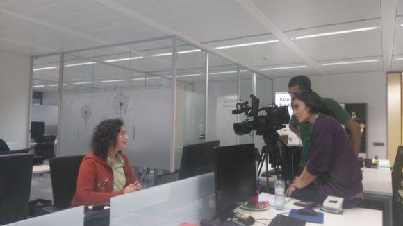 Cugat.cat roda 'Obertament', una sèrie sobre salut mental a Catalunya
