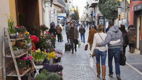 La població de Sant Cugat augmenta un 8,8% els darrers sis anys i lidera el creixement comarcal