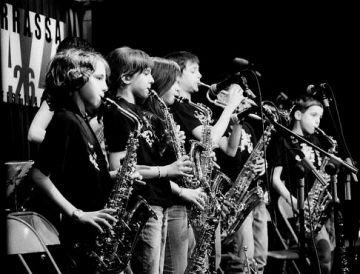 La big band més jove d'Europa, la Sant Andreu Jazz Band, actua avui a El Siglo Mercantic